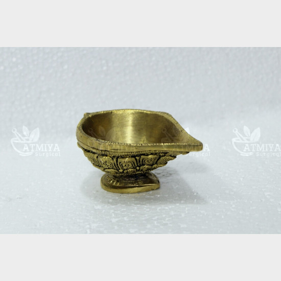 Nasya Patra Brass - Atmiya Surgical