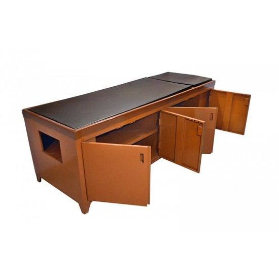 Panchkarma Table - Wooden - Atmiya Surgical