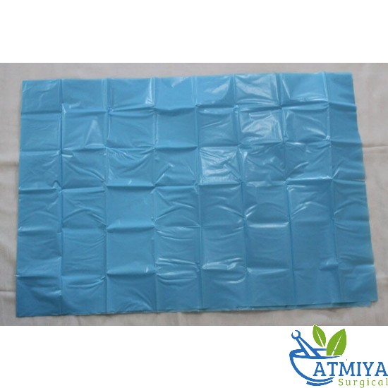 Bed Sheet Plastic - Atmiya Surgical