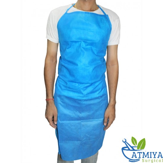 Disposible Apron - Atmiya Surgical