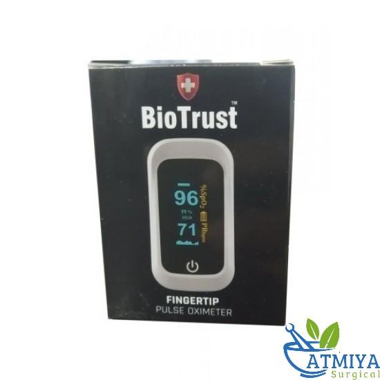 Bio Trust Fingertip Pulse Oximeter