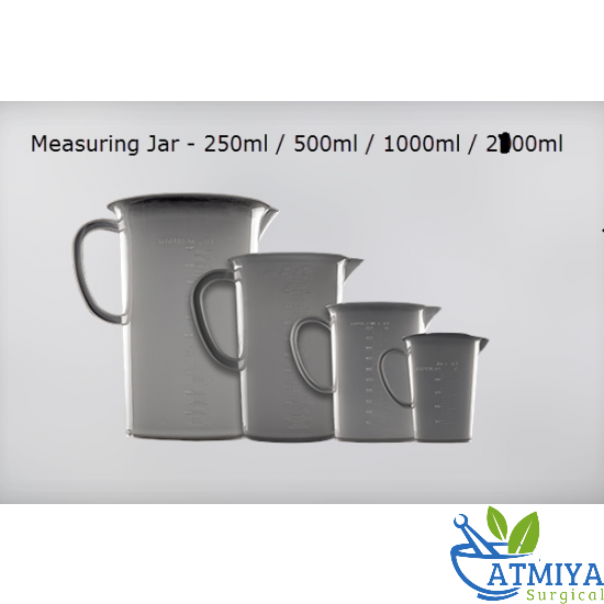 Measuring Jar - Atmiya Surgical