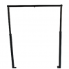 Folding Shirodhara Stand Round Pipe